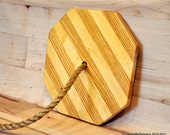 Wood Swing- Maple and Oak