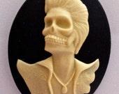 Dead Rocker Cameos 40x30mm, set of 3