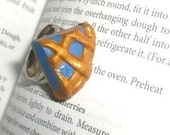 Sweetie Pie Hand Sculpted Polymer Clay Ring
