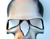 Skull Leather Mask