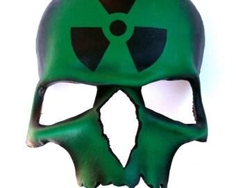 Toxic Leather Mask