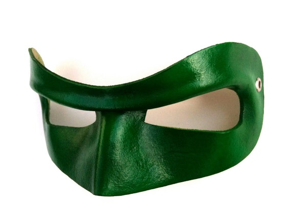 Hero Leather Mask