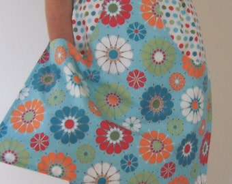 Apron Pattern Retro Clothespin Apron - Fun to Make & Wear