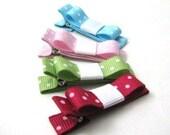 Polka Dot Princess Clippies Collection