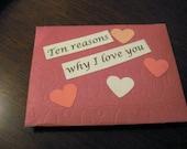 Ten Reasons I Love You