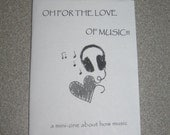 Oh for the love of music
