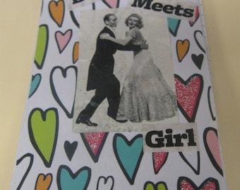 Boy Meets Girl Notebook
