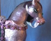 Carousel Horse 1/2 OFF SALE