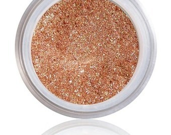 Tourmaline - Pure Organic Mineral Glow - Warm Radiance All Over Color (golden bronze glow)