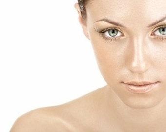 Face Shimmer, Naked Illuminator,  Shimmering Powder, Diamond Sparkle, Diamond Shimmer, Highlighter, Luminizer, Mega-Watt Radiance, Natural