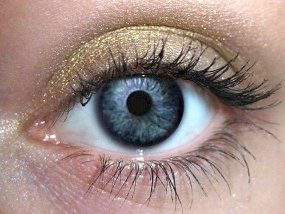 Green Tea - Pure Organic Mineral Eye Color