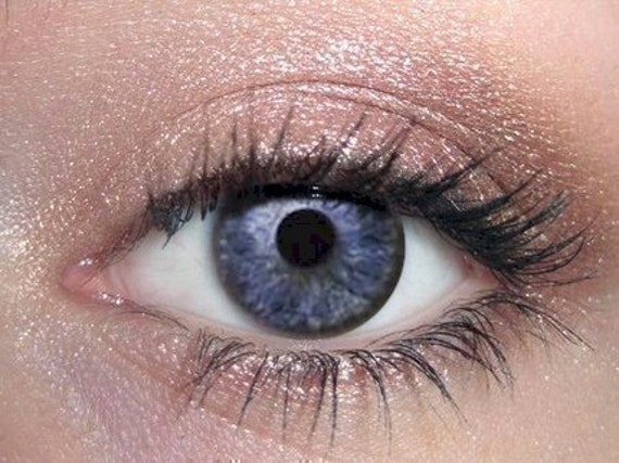 Pink Chocolate Collection - Pure Organic Mineral Eye Color