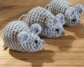 Little Crochet Mouse