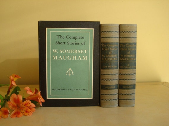 Complete Short Stories of W. Somerset Maugham, 1952 boxed set