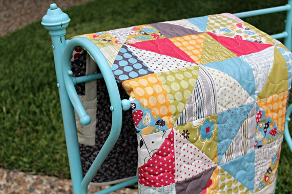 Quilt Baby in Make Life by Sweetwater for Moda