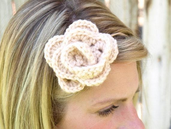 Camelia headband