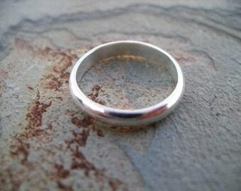1.5 mm Wedding Band Sterling Silver RF260