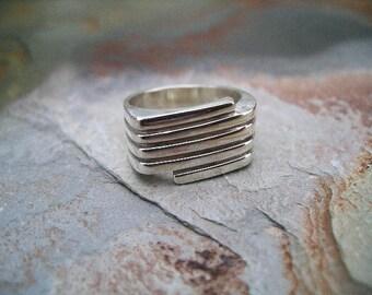 Sterling Silver Ring RF068