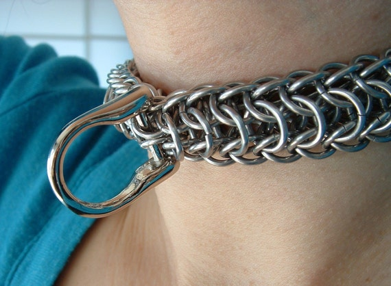 Make your own slave collar-8267