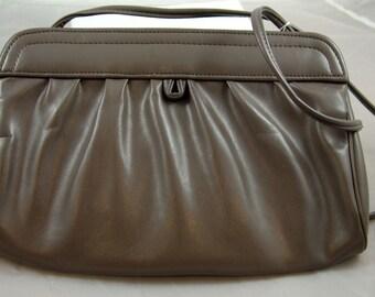 Vintage Leather Purse, 1970s