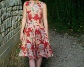 """Dress by Tracy McElfresh """"East Meets West"""""""
