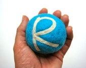 Custom Personalized Needle Felted Balls