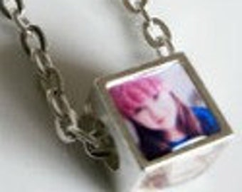 Make Your Own European Photo Bead Necklace