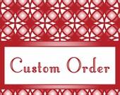 Custom Order for Patricia Avenue...Sticker and Tag Design