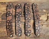 Steampunk fashion Geared Bracelets