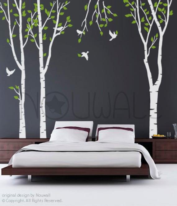Items similar to Art Tree Wall Sticker Wall Decals Tree ...
