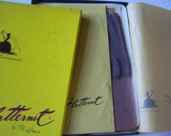 Flatternit Nylon Stockings - Deadstock
