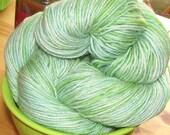 Sock Yarn - 'Gelato' Pistachio