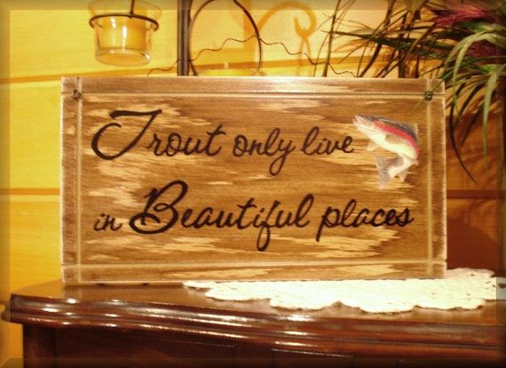 Items similar to Personalized Custom Wood Sign Home Decor