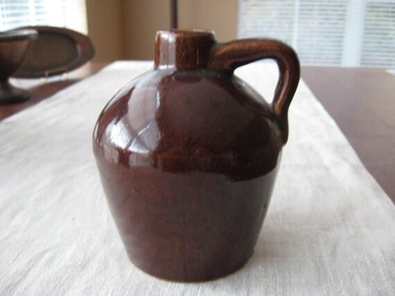 Pottery Jug Stoneware Roycroft, Mission, Arts Craft