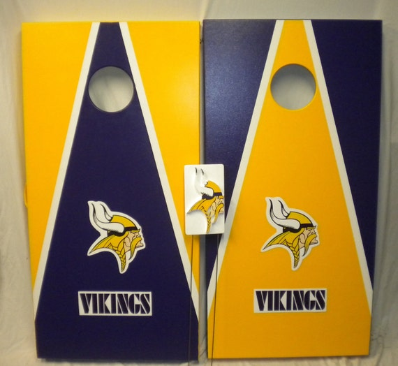 reserved for mamamys 48 inch minnesota vikings cornhole set With kitchen cabinets lowes with minnesota vikings stickers