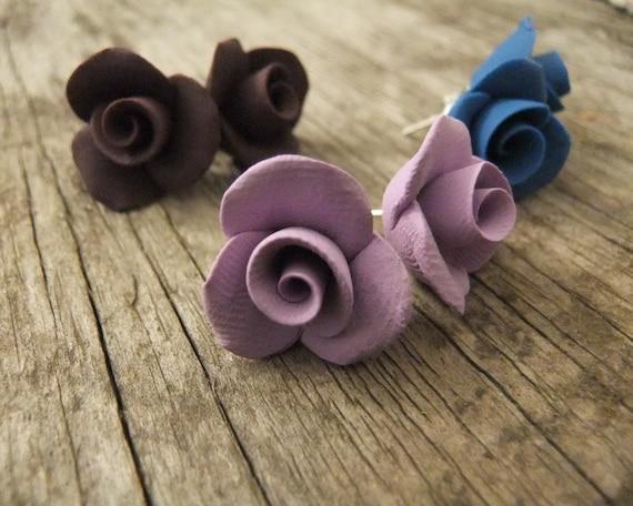 SALE Rosebud Earring  Set