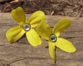Celandine Blossom Earrings