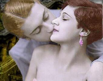 Loves First Kiss Artisan Perfume Oil