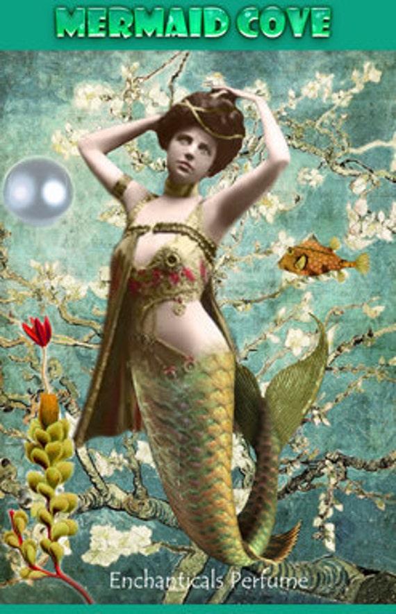 Mermaid Cove Artisan Perfume Oil