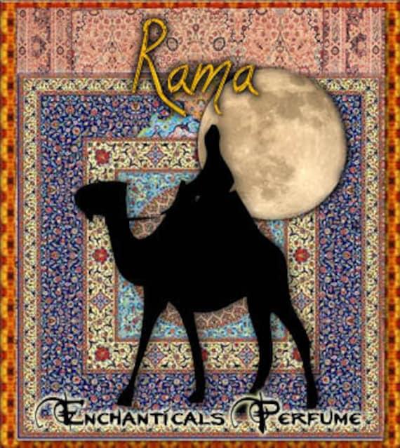 Rama Artisan Fragrance Oil for Men 1/8 fl oz