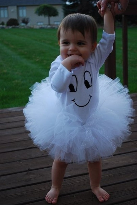 Diva Baby Ghost Princess Halloween Costume