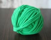 Green T-shirt Yarn