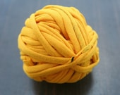 Yellow T-shirt Yarn