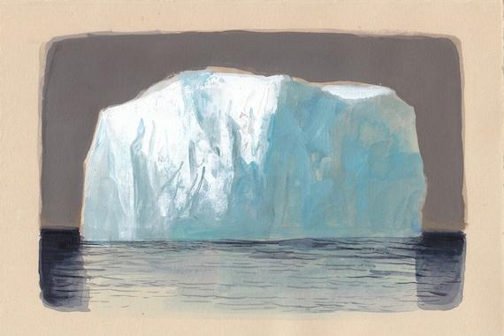 Iceberg Study No.4