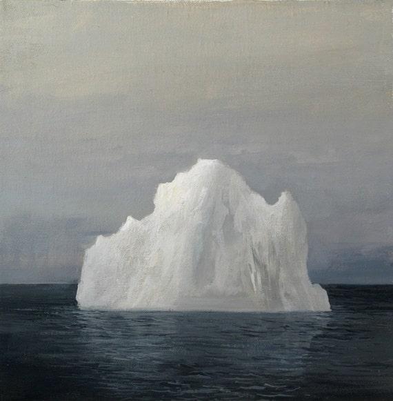 Antique Iceberg No. 4