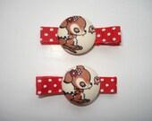 Sweet Lolita Hairclips, Kawaii Bambi Fawns