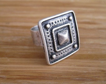 Berkeley Square Sterling Silver Ring