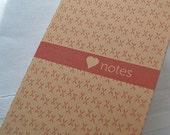 Little Notebooks Kraft Love Notes - Set of 2 Pocket Notebooks