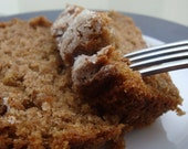 Whole Wheat Banana Bread, VEGAN