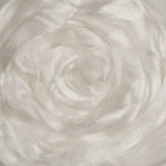 Tencel - White - 4 ounces (oz)